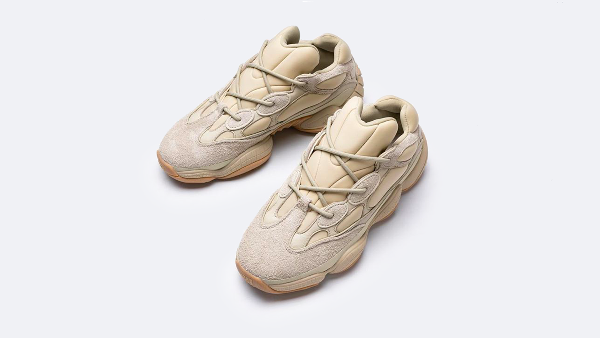 YEEZY 500 'Stone' Release, First Look