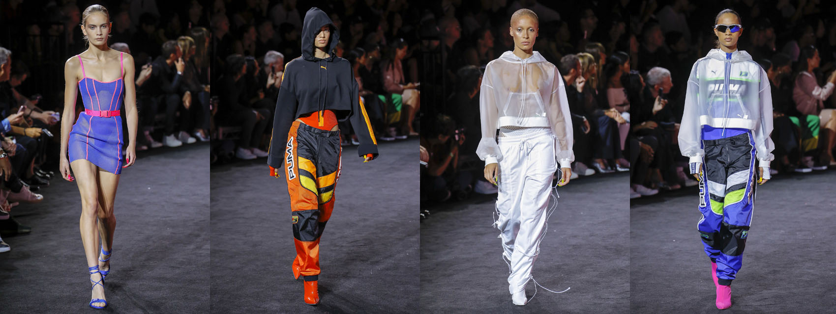 complimentary shipping authorized site the best Rihanna's Fenty X Puma Spring 2018 Show Was An X-Treme ...