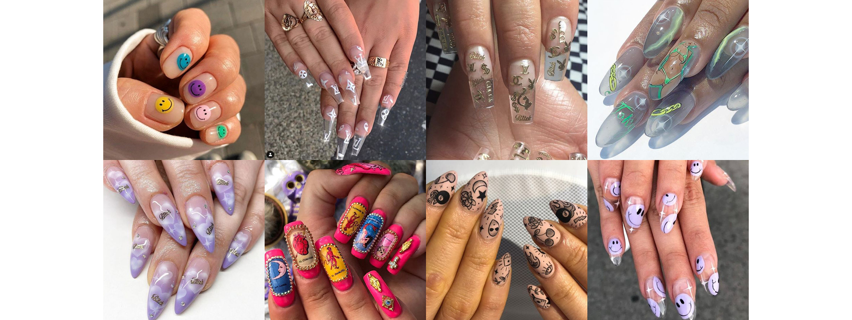 Apply Nail Stickers Like A Pro With These 4 Easy Steps How To Apply Nail Stickers Like A Pro