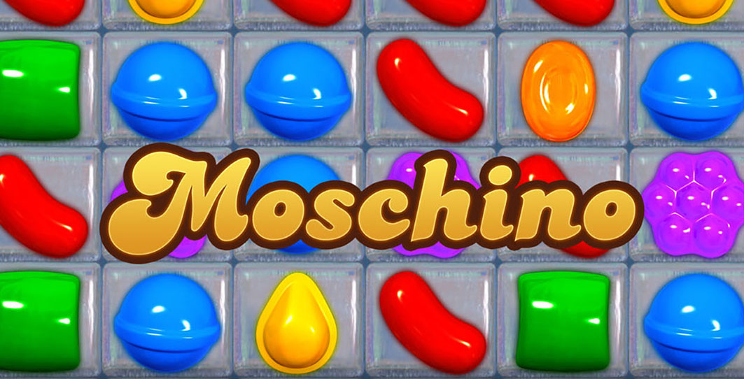 Moschino candy crush 6