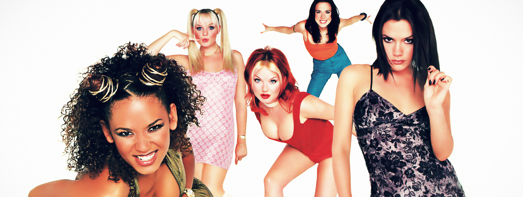 Donald trump hits on spice girls