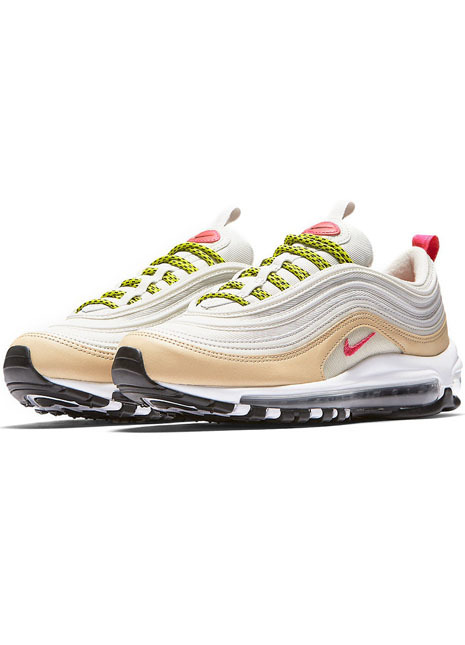 Nike air max 97 white tan pink 04