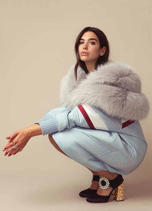 Dua lipa pop artist preview