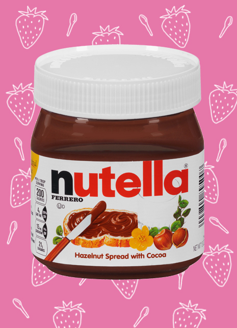 Nutella preview