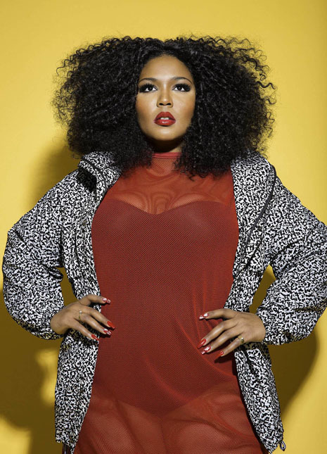 Lizzo female music artist