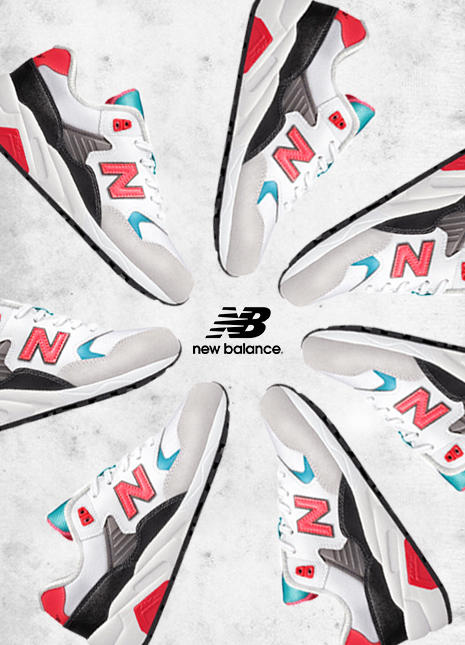 New balance giveaway