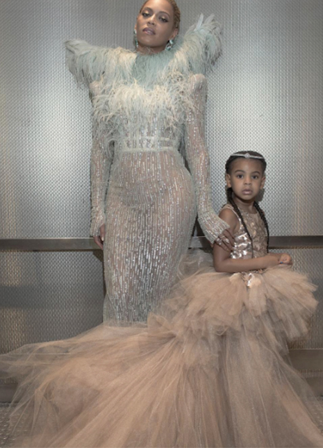 Blue ivy features on track jay z tidal