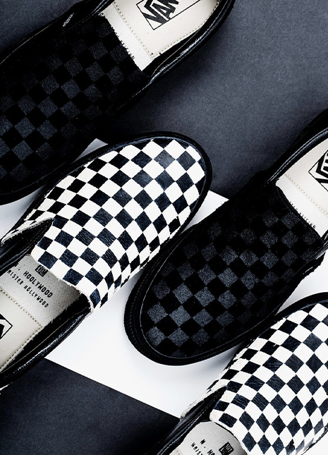 N.hoolywood x vans collab preview
