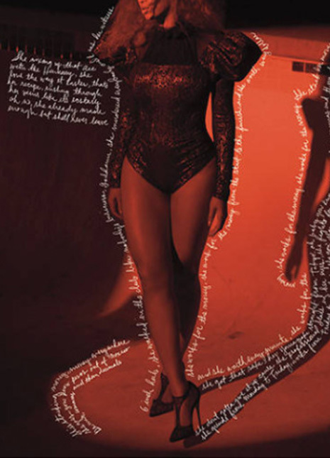 Beyonce coffee table book preview