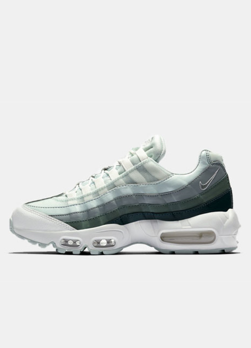 Nike air max 95 green gradient