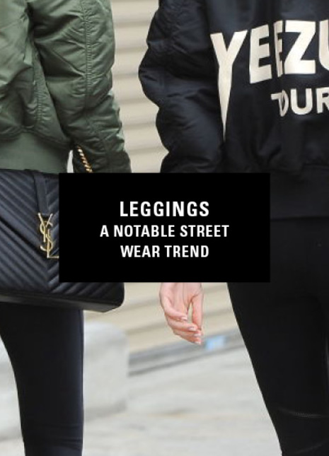 Gigi hadid kendall jenner leggings as pants 3