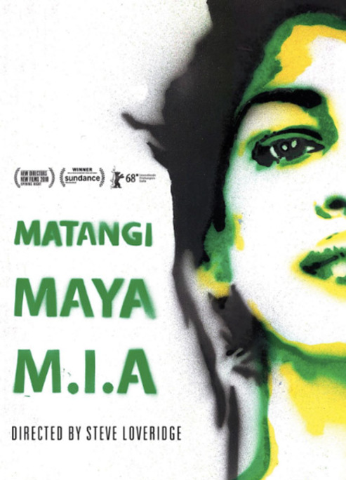 Mia document trailer release female rapper sri lanka fizzy mag