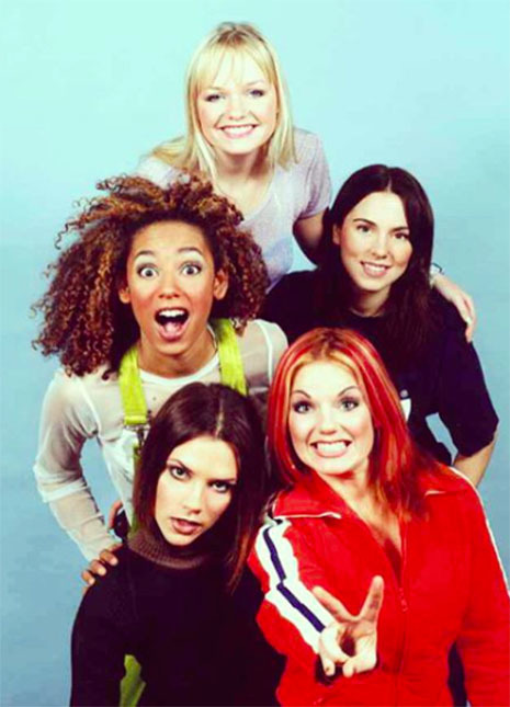 Spice girls reunion 1