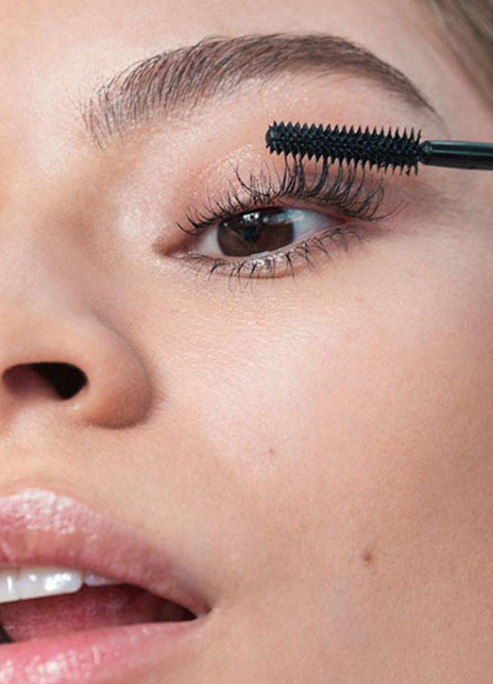 Glossier lash slick mascara beauty
