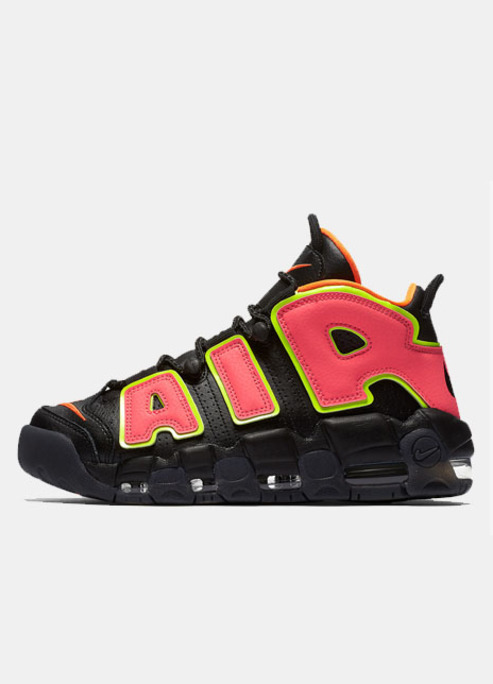 Nike air more uptempo hot punch wmns