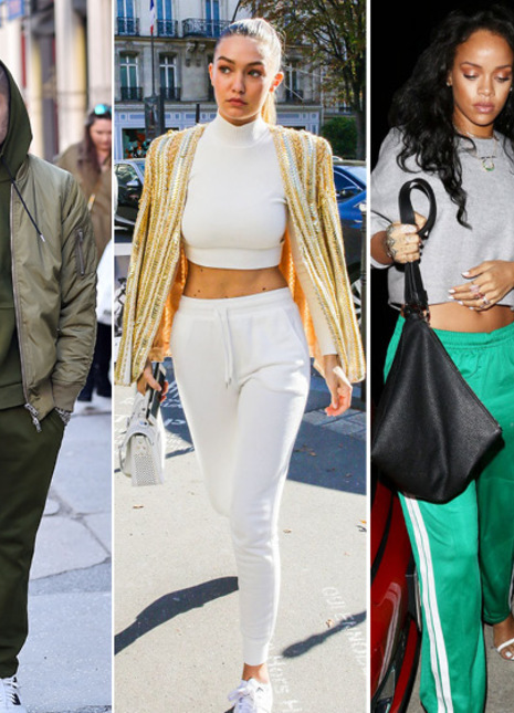5 best sweatpants joggers celebrities1