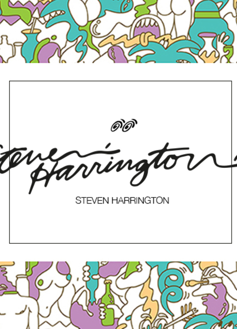 Steven harrington fizzy mag 10