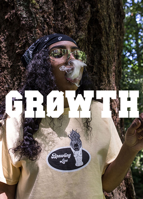 Growth clothing brand