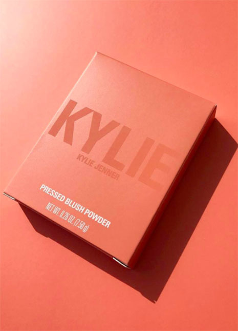 Kylie jenner pressed powder blush 2