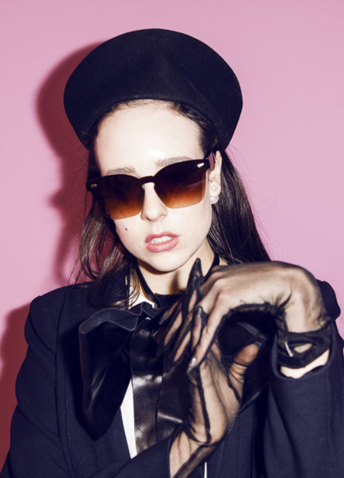 Allie x interview fizzy mag 2