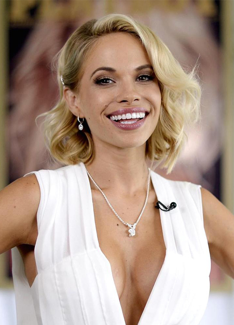 Playmate dani mathers