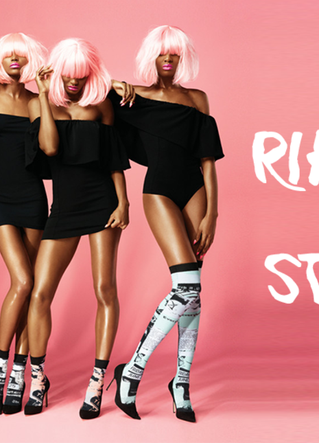 Rihanna stance fizzy mag