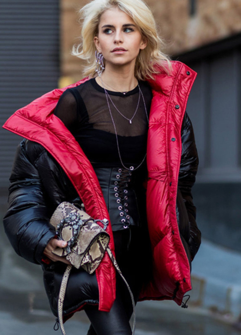 Fizzy mag puffer jacket outfit guide