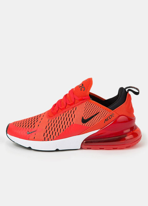 Nike air max 270 sneaker red new realeses