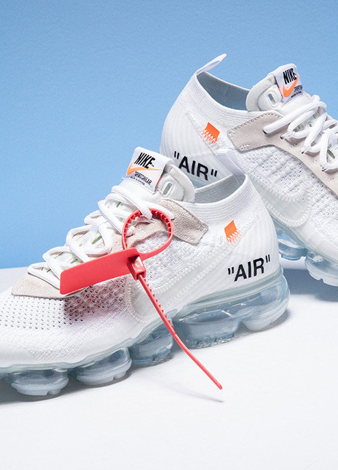 Off white nike vapormax white stadium 5