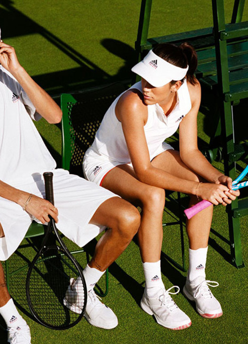 Palace adidas tennis wimbledon collection release clothes fashion sports lookbook fizzy mag