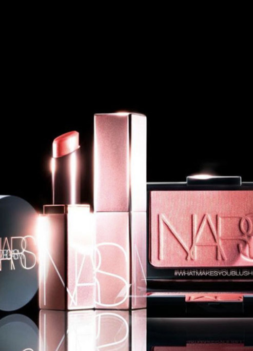 Nars orgasm new products blush cosmetics