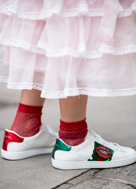 Socks to style your sneaker with