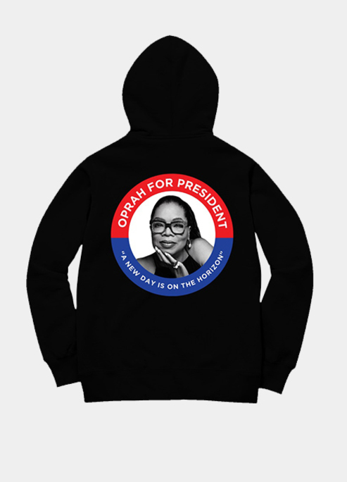 Oprah for president 2020 golden globes merch12