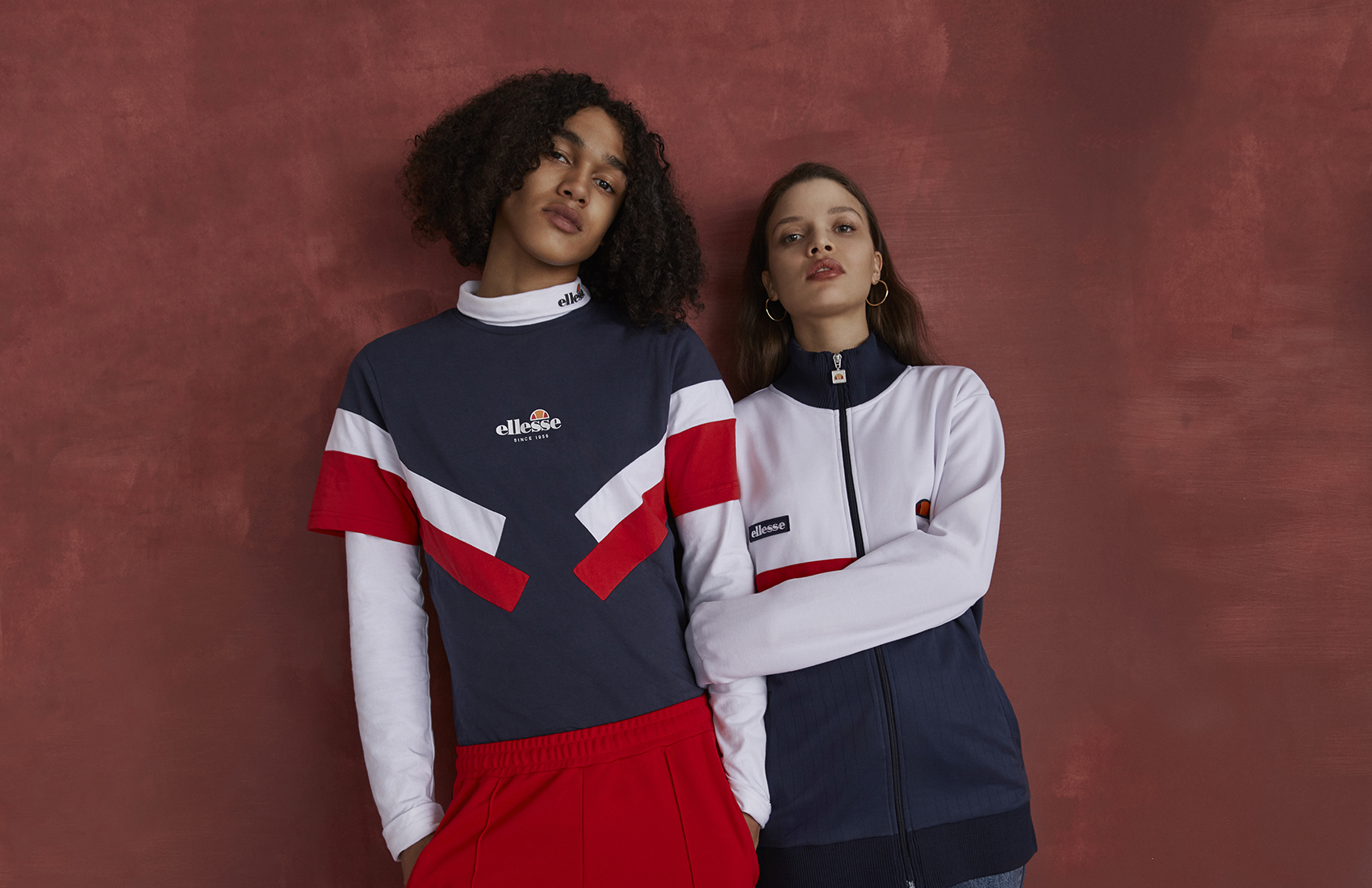 Ellesse heritage collection
