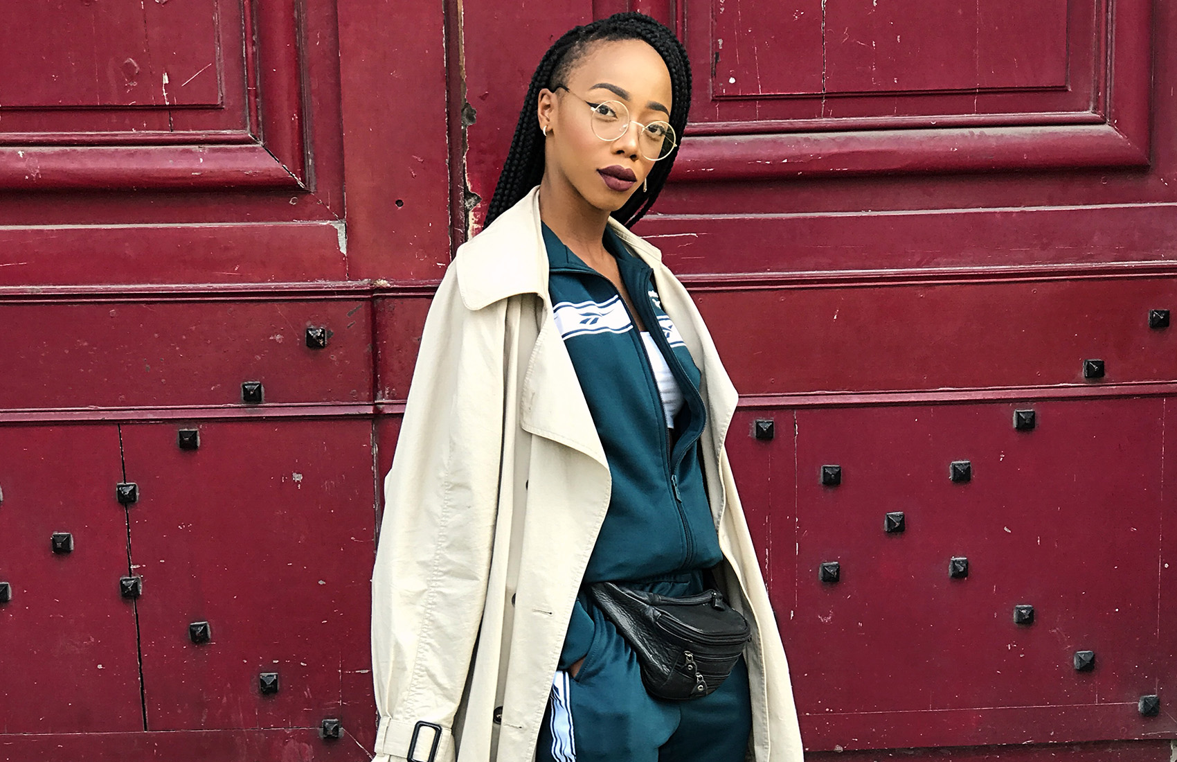 Meet Kimberly Anthony: The Parisian Streetwear Goddess You Want On Your Insta Feed