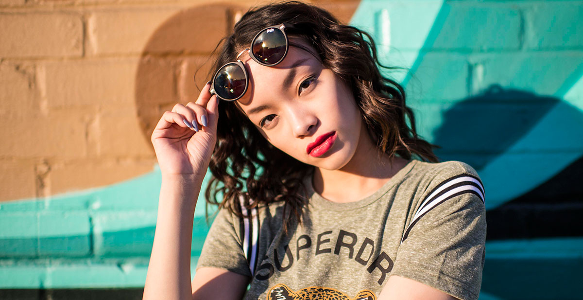 Lexie liu superdry interview musician chinese streetsyle