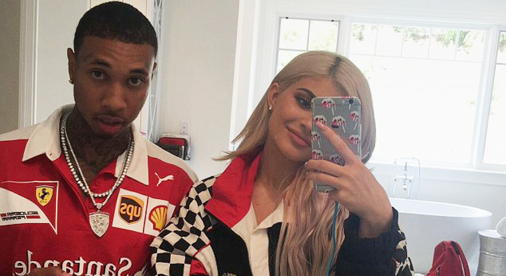 Tyga Kylie Jenner A Birthday Party Perfect For A King Tyga