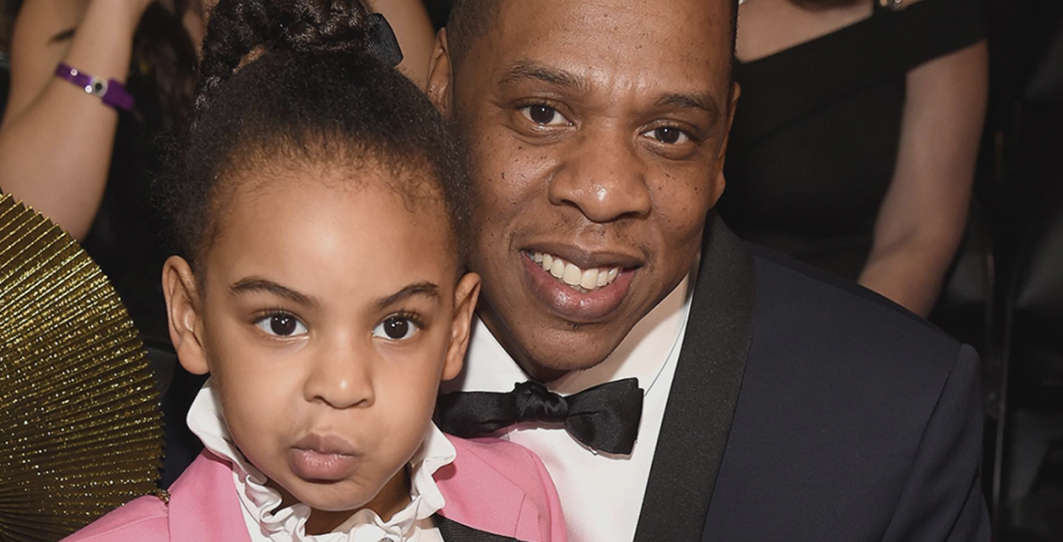 Blue ivy features on new jay z track tidal