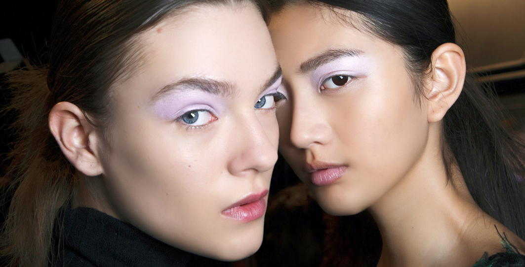 Purple eyeshadow 2