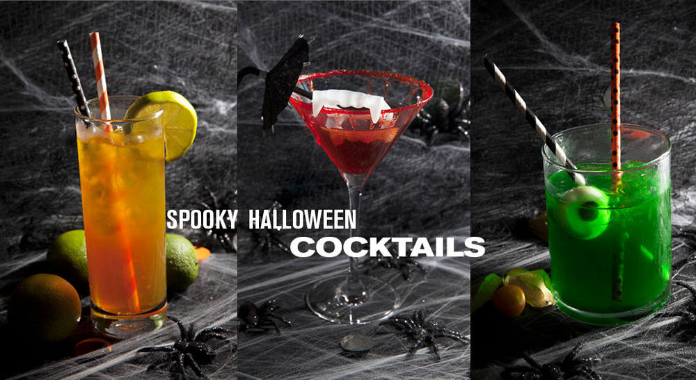 Carpe diem halloween cocktail drinks