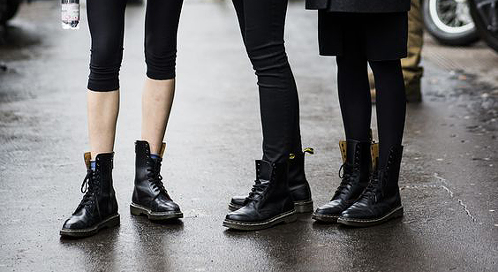 Pairs Of Dr Martens For The Perfect Grunge Look Pairs Of