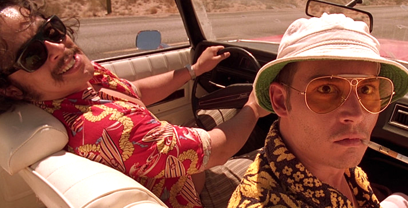 Fear and loathing in las vegas hawaii shirt