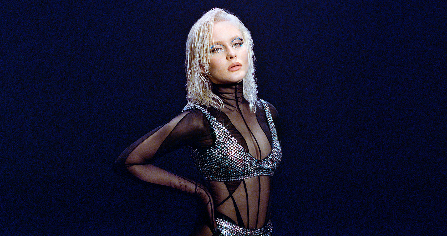 Stepping Into 'Love Me Land' With Zara Larsson