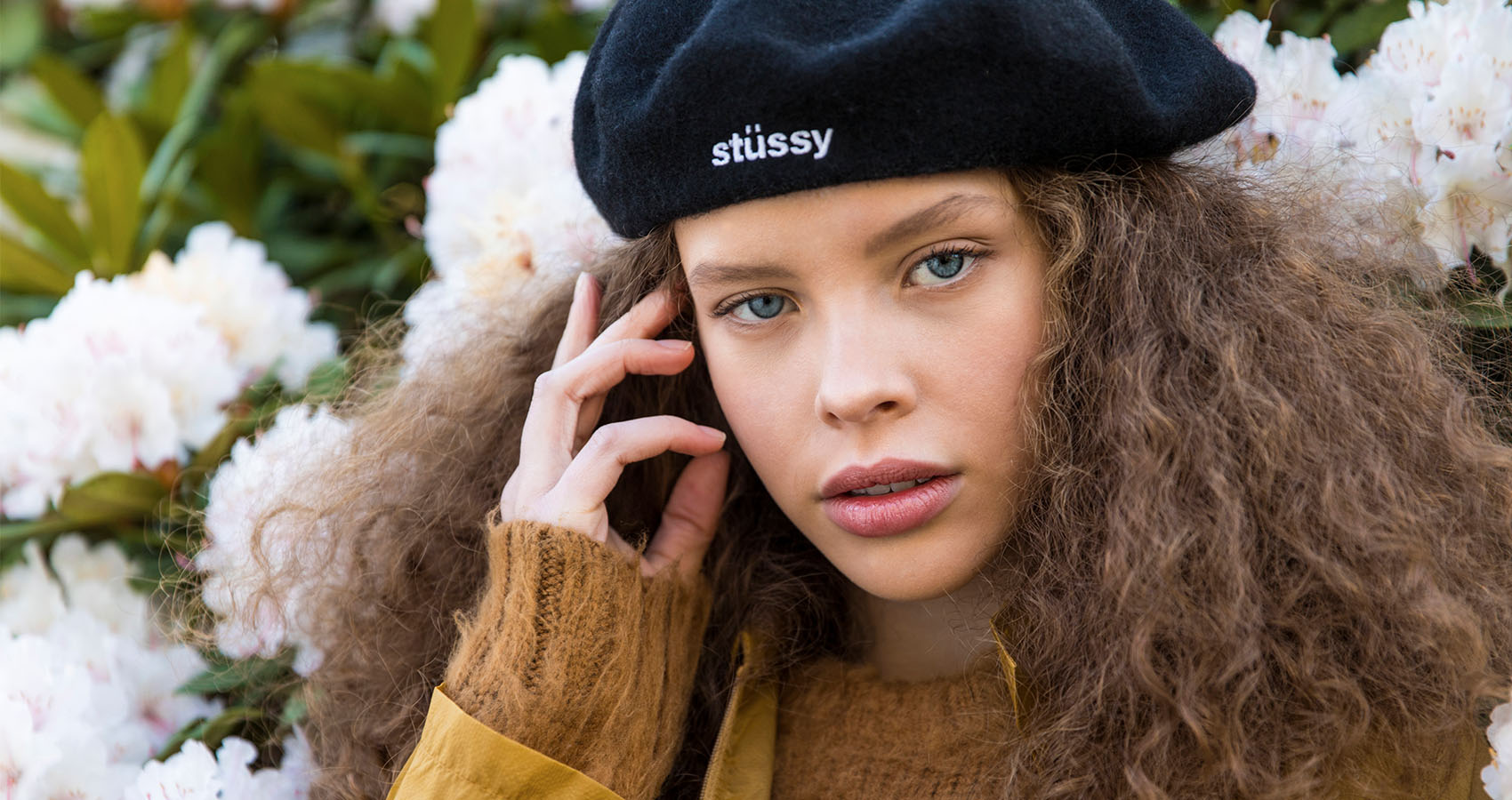 We Make The New Stussy Spring 19 Collection Blossom