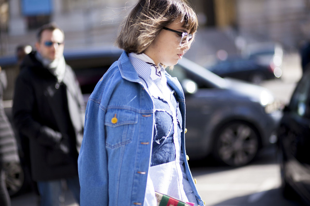 Paris fashion week streetstyle 044