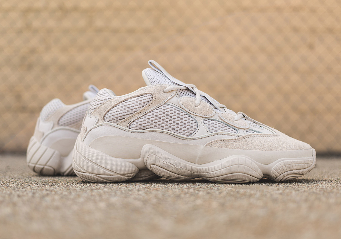 It's Not Too Late To Enter A Yeezy 500 'Blush' Raffle