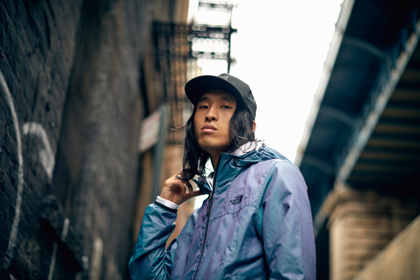 The North Face Drops The Limited Edition Line Iredescent Collection