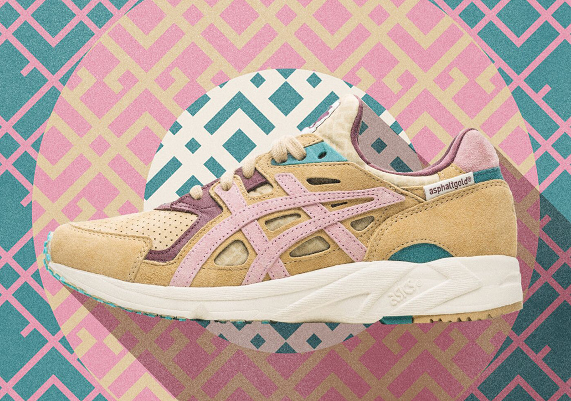 Add Some Architectural Flair To Your Collection With Asphaltgold X ASICS