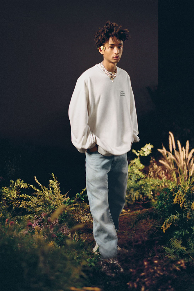 Jaden Smith and Emma Chamberlain Are The Faces Of Levi's New Campaign