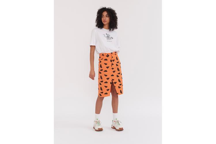 Lazy Oaf Set To Roll Back The Years With Its Latest Flintstones Streetwear Range
